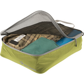Sea to Summit Garment Mesh Bag M, lime/grey
